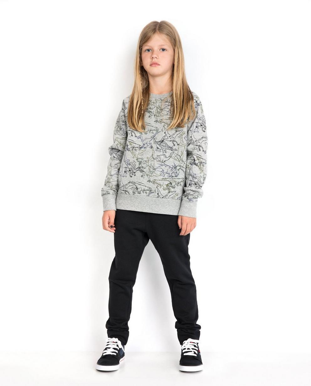Sweater mit Dinoprint - ZulupaPUWA - Unisex - ZulupaPUWA